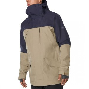 DAKINE SAWTOOTH 3L JACKET FENNEL / BLACK MEDIUM