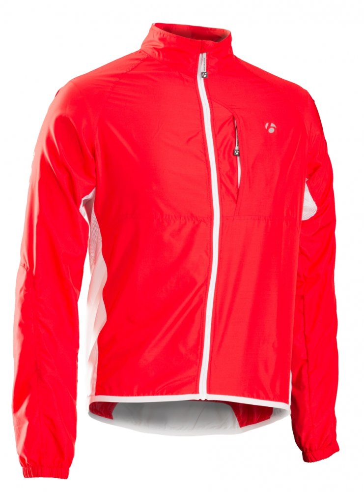 Bontrager Jacke Race Windshell M Bonty Red