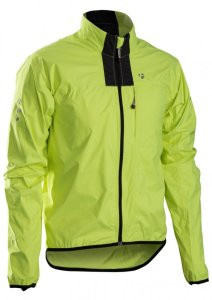 Bontrager Jacke Race Stormshell S Visibility Yellow
