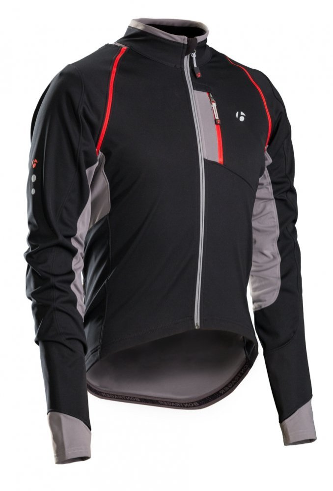 Bontrager Jacke RXL 180 Softshell Convertible S Black