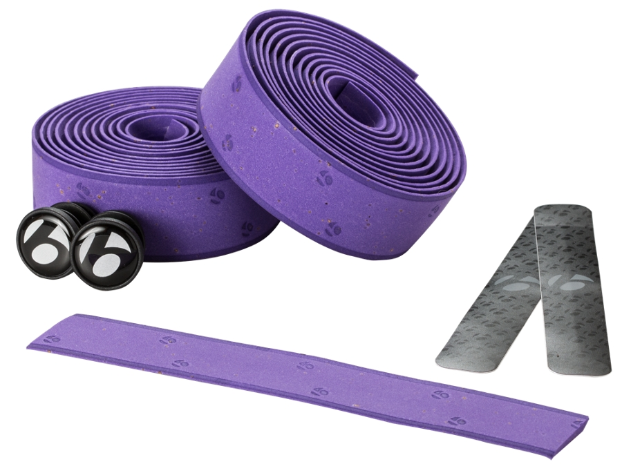 Bontrager Lenkerband Gel Cork Purple