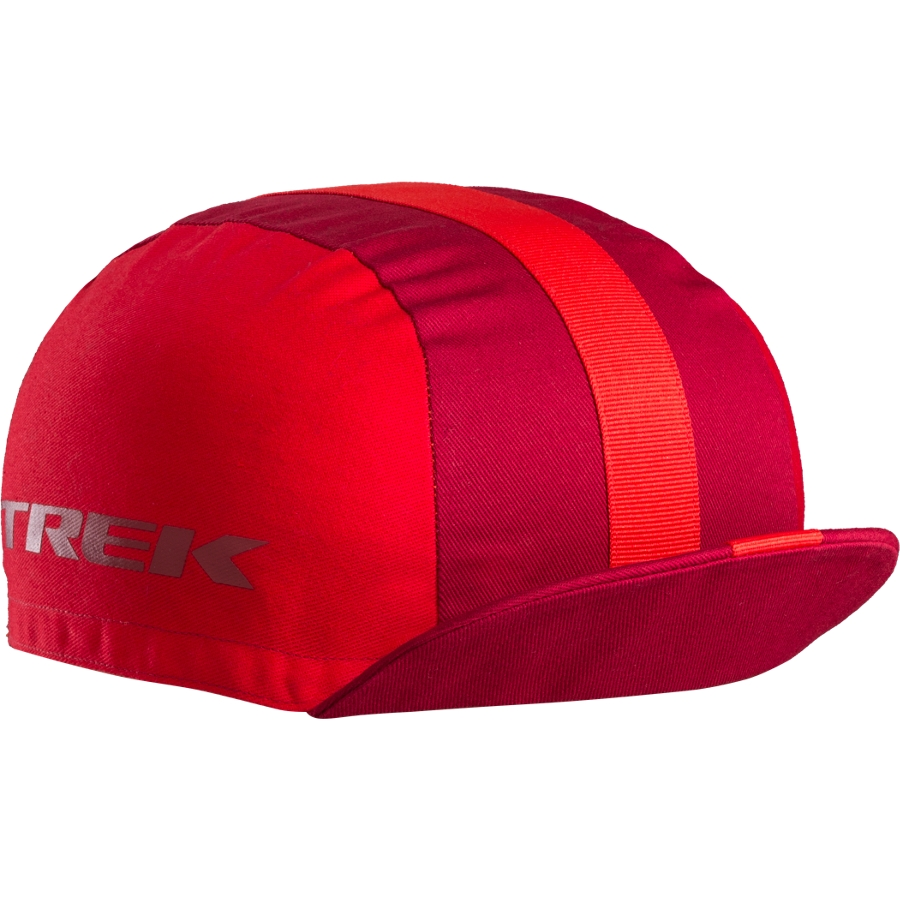 Bontrager Kopfbedeckung Cotton Cycling EG Viper Red