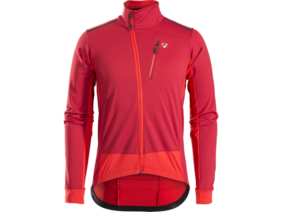 Bontrager Jacke Velocis S1 Softshell L Viper Red
