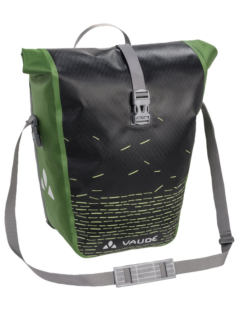 VAUDE Aqua Back Print Single black/green