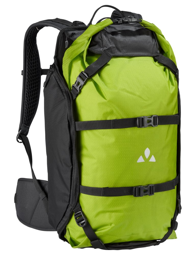 VAUDE Trailpack black/green