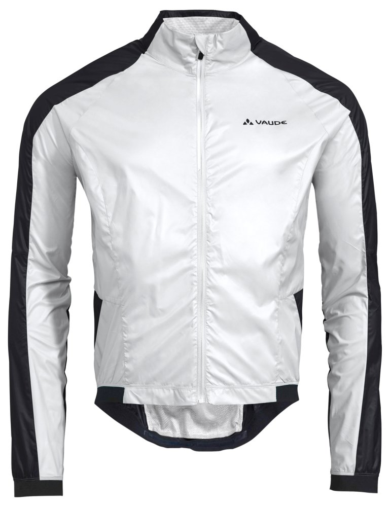 VAUDE Men's Air Pro Jacket white/black Größ S