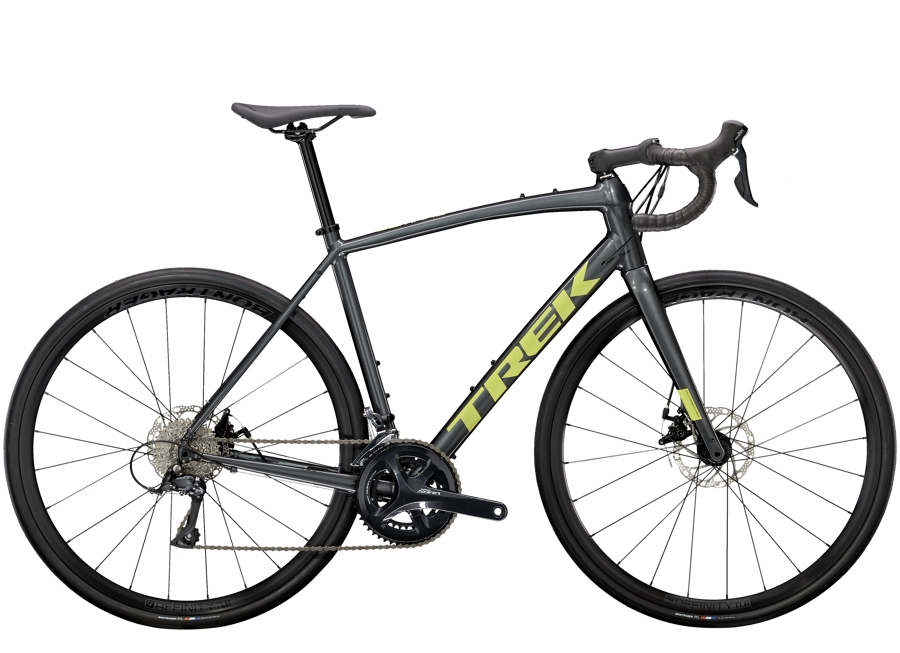 Trek Domane AL 3 Disc 52 Lithium Grey/Volt