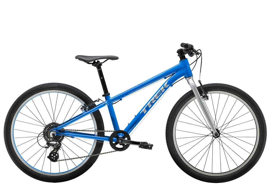 Trek Wahoo 24 24  wheel Waterloo Blue/Quicksilver
