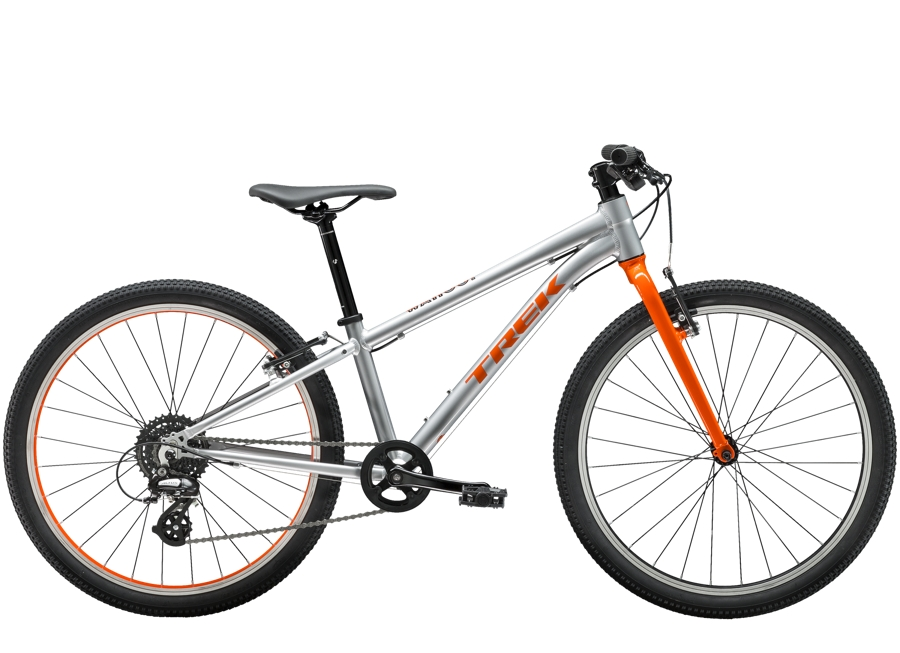 Trek Wahoo 24 24  wheel Quicksilver/Roarange
