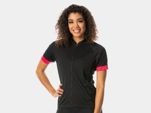 Bontrager Jersey Solstice Women X-Small Black