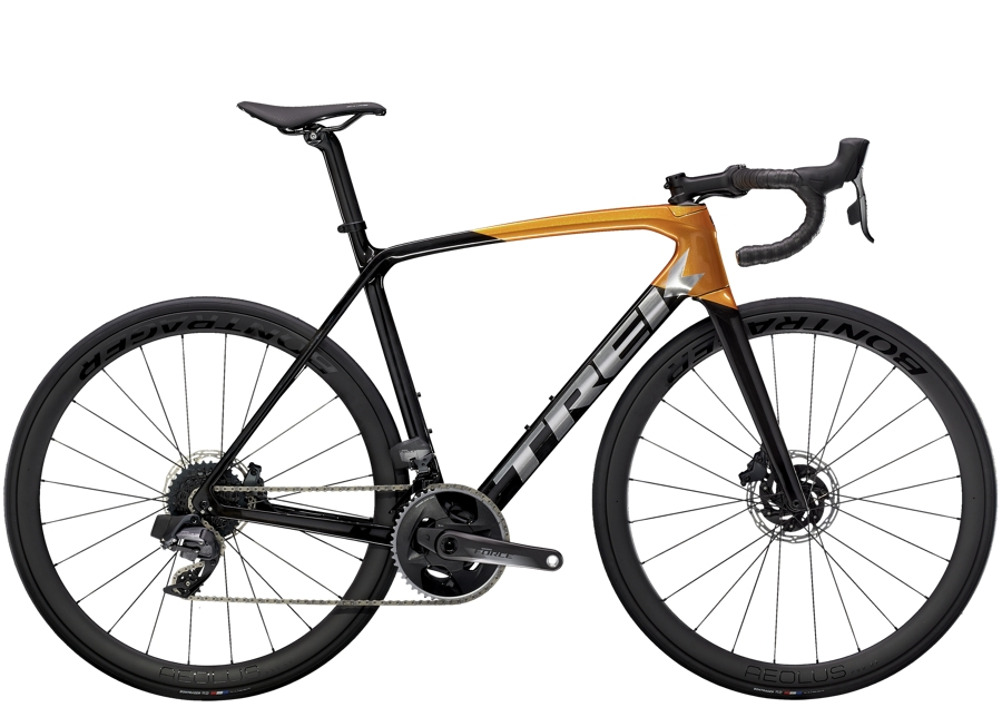 Trek Émonda SL 7 eTap 47 Carbon Smoke/Factory Orange